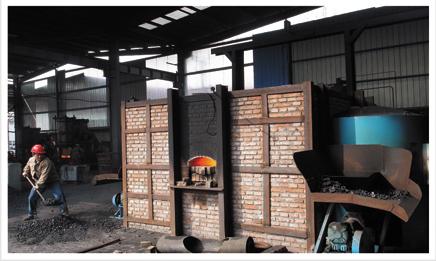工业炉加温