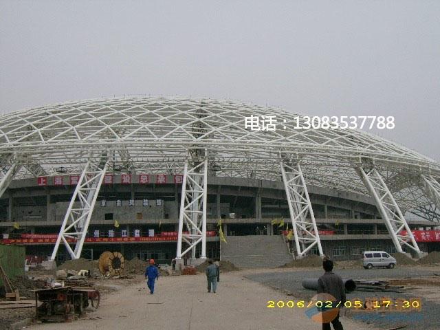 体育馆球形网架
